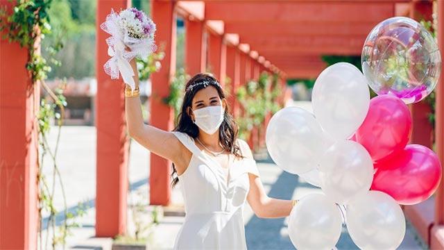 Tips Aman Menggelar Pernikahan di Tengah Pandemi Covid-19